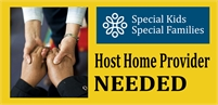 Host Home Caregivers / Providers Needed for Adults with Disabilities