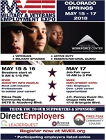Military and Veterans Employment Expo