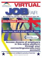 PPWFC  Virtual Spring Job Fair - Colorado Springs