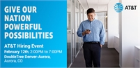 AT&T Hiring Event