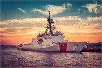 US Coast Guard Sarah McCrystal-Harris