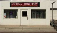Alabama Auto Body Bruce Stevens