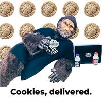 Sasquatch Cookies Brooke Orist