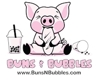 Buns and Bubbles  Halina  Le