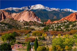 Live, Work and Play in Colorado Springs